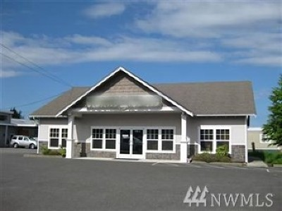 Lynden Commercial For Sale: 7159 Guide Meridian
