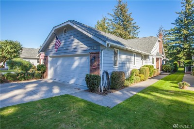 Whatcom County Condo/Townhouse For Sale: 6824 Golf View Dr #B