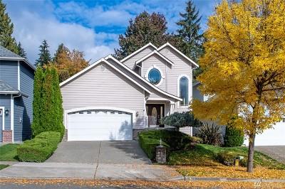 Covington Single Family Home For Sale: 15522 SE 252nd Place