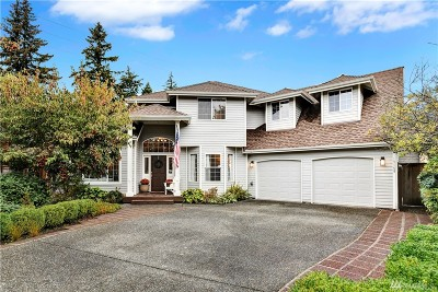 Kirkland Single Family Home For Sale: 13148 86th Place NE