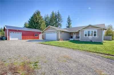 Sedro Woolley Single Family Home Sold: 933 Wicker Rd