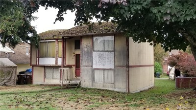 Tacoma Single Family Home For Sale: 3805 N 12th St