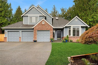 Redmond Single Family Home For Sale: 17612 NE 110th Wy