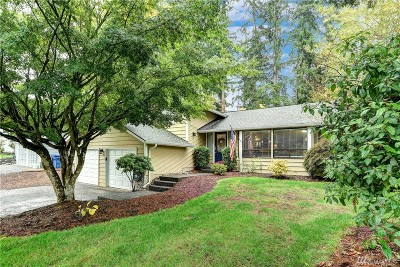 Bothell Single Family Home For Sale: 17313 20th Dr SE