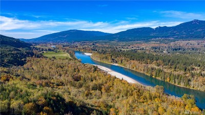 Skagit County Residential Lots & Land For Sale: South Skagit Hwy