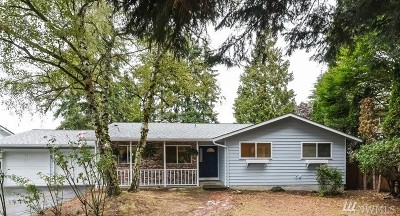 Normandy Park Single Family Home Contingent: 612 SW Normandy Rd