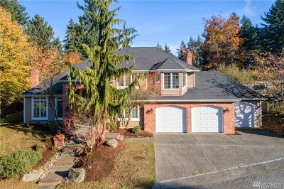 Mercer Island Single Family Home For Sale: 7202 79th Ave SE