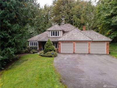 Issaquah Single Family Home For Sale: 13131 207th Ave SE