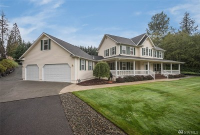 Bonney Lake WA Single Family Home For Sale: $650,000