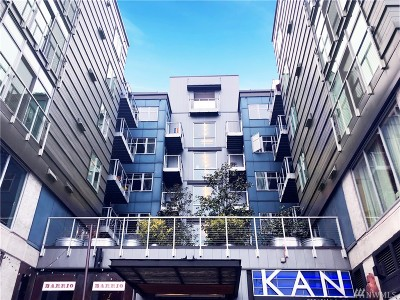 Condo/Townhouse For Sale: 1414 12th Ave #616
