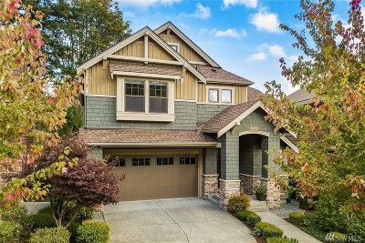 Issaquah Single Family Home For Sale: 2246 NW Harmony Wy