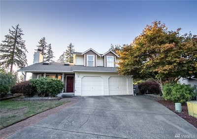 Spanaway Single Family Home For Sale: 17408 16th Ave E