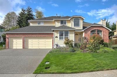 Renton Single Family Home For Sale: 1803 Field Ave NE