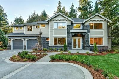Redmond Single Family Home For Sale: 20668 NE Novelty Hill Rd