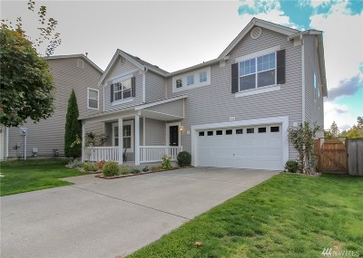 Puyallup Single Family Home For Sale: 17314 84th Avenue Ct E