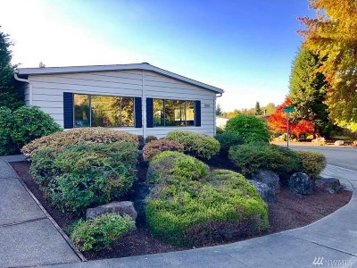 Bothell Single Family Home For Sale: 17025 119th Ct NE