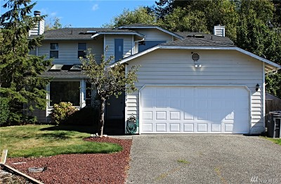 Lynnwood Single Family Home For Sale: 2705 211th St SW
