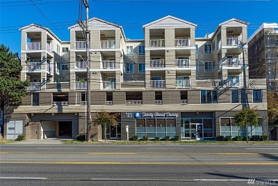 Seattle Condo/Townhouse For Sale: 2530 15th Ave W #303