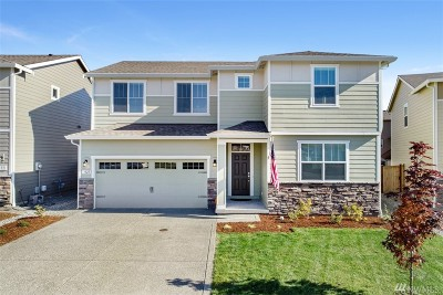 Puyallup Single Family Home For Sale: 13825 66th Avenue East
