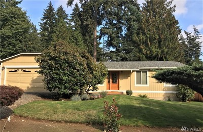 Sammamish Single Family Home For Sale: 1008 211th Place NE