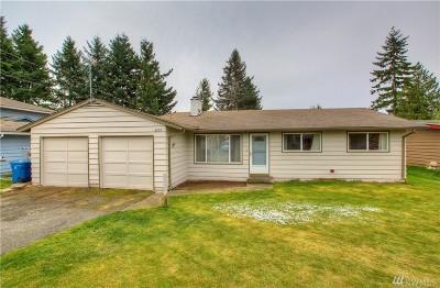 Auburn Single Family Home For Sale: 4327 S 291st St