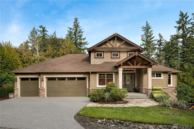 Bainbridge Island Single Family Home For Sale: 5778 Solana Lane NE