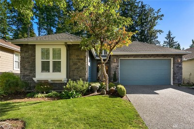 Redmond Single Family Home For Sale: 23019 NE 124th Place