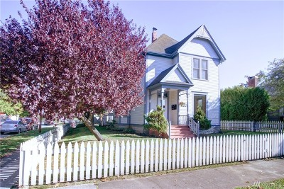 Bellingham Multi Family Home For Sale: 2330 Elizabeth St