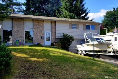 Tacoma Single Family Home For Sale: 3126 Viewmont St