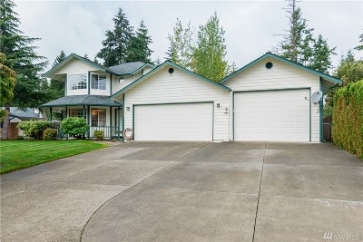 Puyallup Single Family Home For Sale: 18606 70th Av Ct E