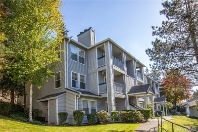 Federal Way Condo/Townhouse For Sale: 33020 10th Ave SW #Z201