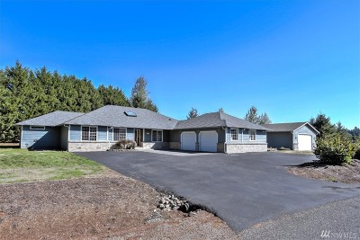 Olympia Single Family Home For Sale: 10010 35th Lane SE