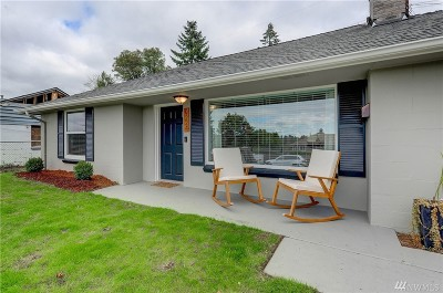 Seattle Single Family Home For Sale: 9224 24th Ave SW