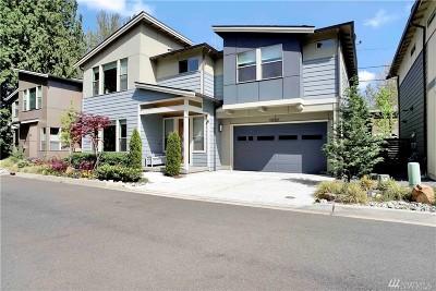 Kirkland Single Family Home For Sale: 10321 Slater Ave NE