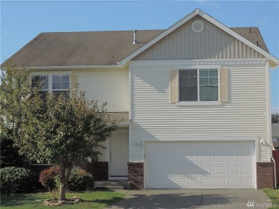 Renton Single Family Home For Sale: 211 Index Place SE