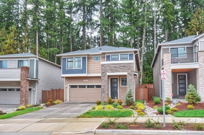 Lynnwood Single Family Home For Sale: 18312 15th Place W