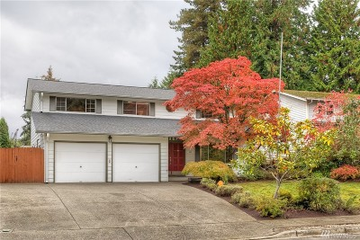 Lynnwood Single Family Home For Sale: 5612 169th Place SW