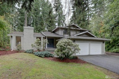 Puyallup Single Family Home For Sale: 2912 36th St SE