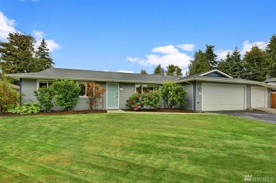 Edmonds Single Family Home For Sale: 20602 77th Place W