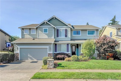 Bothell Single Family Home For Sale: 21810 42nd Ave SE