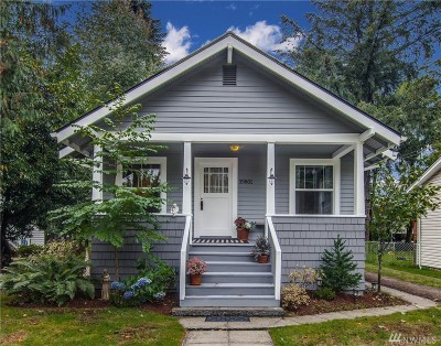 Snoqualmie Single Family Home For Sale: 39801 SE Walnut St