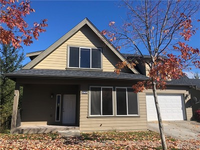 Ferndale Single Family Home Sold: 2069 Calico Lp