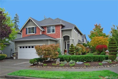 Bothell Single Family Home For Sale: 4513 153rd Place SE