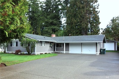Lacey Single Family Home For Sale: 2602 Judd St SE