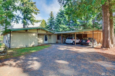 Federal Way Single Family Home For Sale: 3112 SW 344th St