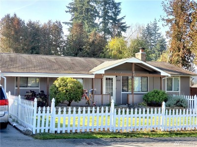 Snohomish County Single Family Home For Sale: 2806 Stafford Wy