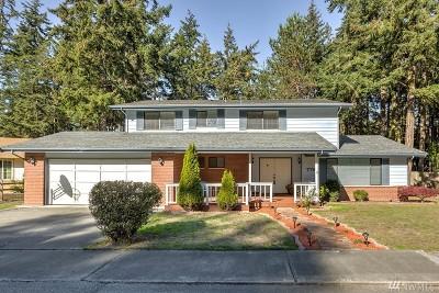 Oak Harbor WA Single Family Home For Sale: $395,000