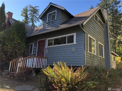 Gig Harbor Single Family Home For Sale: 8717 92nd St NW