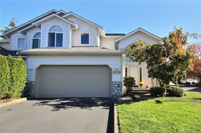 Everett Condo/Townhouse For Sale: 11331 8th Place W #B