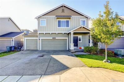 Spanaway Single Family Home For Sale: 20108 19th Ave E